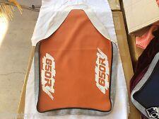 Honda XR650R 1993-2012  NEW  HIGH QUALITY  pale orange Seat Cover