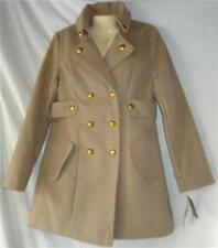 Women's Camel Coat Jacket Medium  AGB NWT