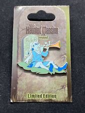 Disney Pin - DLR - The Haunted Mansion - Ghostly Trumpeter LE 63871 2008