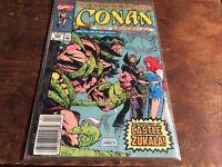 Marvel Comics Conan The Barbarian April 1991 #243