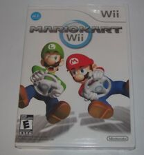 MARIO KART WII FOR NINTENDO WII NEW SEALED