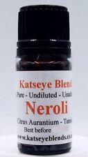 Aceite Esencial De Neroli x 5ml Grado terapéutico 100% Puro, SIN Diluir,