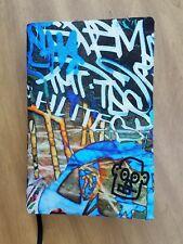 Book Cover - Alcoholics Anonymous - AA Big Book - Graffiti