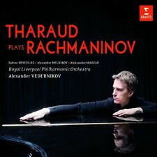 ALEXANDRE/RLPO/DEVIEIL THARAUD - THARAUD PLAYS RACHMANINOV CD NEU RACHMANINOFF