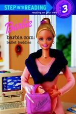 Barbie.com: Ballet Buddies (Step-Into-Reading, Ste