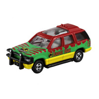 Takara Tomy Dream Tomica 141 No.141 Jurassic World Tour Vehicle