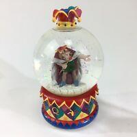 VTG Disney's Disney Store Hunchback of Notre Dame Quasimodo Jester Snow Globe