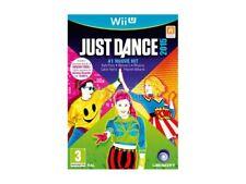 JUST DANCE 2015 SOCIAL GAMES - WII U