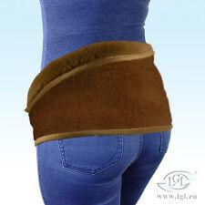 Rücken- und Nierenwärmer 100% NATURHAAR Kamel Merino Wolle LGL extra dünn weich
