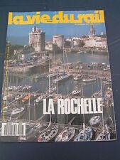 vie du rail 1988 2146 LA ROCHELLE CHARENTE MARITIME LA PALLICE