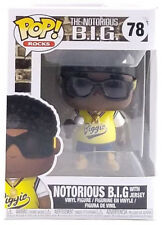 Funko Pop Rocks The Notorious B.I.G With Jersey #78