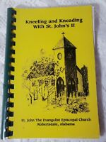 Robertsdale Alabama St John Evangelist Episcopal Church Cookbook Spiral 2001