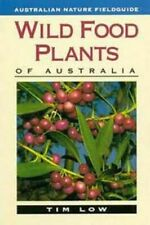 NEW Wild Food Plants of Australia By Tim Low Paperback Free Shipping
