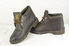 EARTH KEEPERS Womens TIMBERLAND Leather Boots WATERPROOF Brown 3UK EXCELLENT P54
