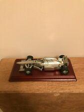 More details for solid pewter formula 1 car 1997
