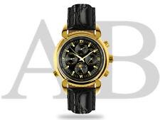 Reloj André Belfort Aventure Negro / Oro