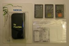 Nokia N900 Bundle: CP-321 cuero caso, 4 protectores de pantalla, 3 baterías BL-5J