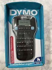 Dymo Labelmanager 160 Label Maker Black Nib