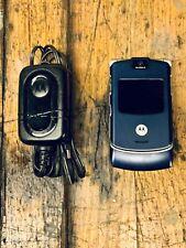 New ListingMotorola Razr-Blue (At&T) Cellular Phone
