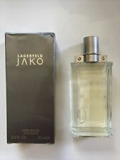 Lagerfeld Jako by Karl Lagerfeld 75 ml / 2.5 oz After Shave For Men (VINTAGE)
