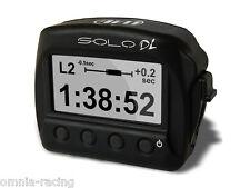 AIM Solo-DL X46SOLODLKC Cronometro GPS con antenna integrata - Racing Lap Timer