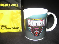 NRL PENRITH PANTHERS MUG (11oz/325ml) in Original Gift Box - NEW!
