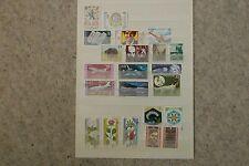 kleine Sammlung gestempelter Briefmarken Bulgarien