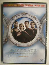 STARGATE KOMMANDO SG 1 SEASON 10 DIE ERSTE FOLGE / PILOTFILM - DVD - OVP