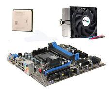 Sockel AM3 Mainboard und CPU-Kombination