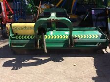 2000 Spearhead Q2500HD 2.5 Meter Rear Mounted Flail Mower Rear Roller Tractor