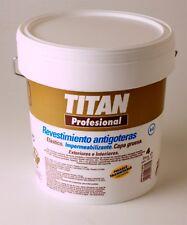 Antigoteras Rojo Teja - TITAN - 03E260504 - 4 L