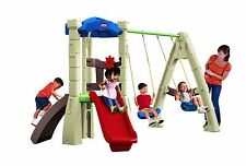 LITTLE TIKES LOOK OUT SWING SET