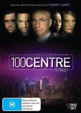 C17 BRAND NEW 100 Centre Street - The Complete Series (DVD, 2013, 9-Disc Set)