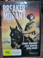 Breaker Morant Australian DVD movie Boer War