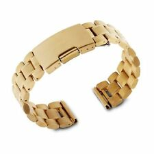 22mm Stainless Steel Watch Band For Fossil Q Founder 2.0 Marshal Wander
