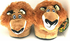Brand New DreamWorks - Alex Lion Slippers  - XL - Madagascar Movie - Happy Feet