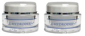 2 x Hydroderm- Age-Defying Renewal Moisturizer 1 oz.