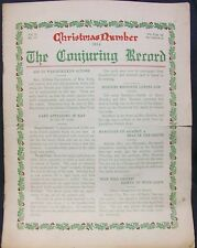 The Conjuring Record Christmas Number 1914
