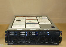 IBM x3850 Server 4x DUAL- Core XEON 3.16GHz, 8Gb RAM, DVD Combo, 6x 73.4Gb SAS
