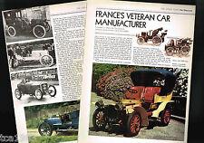 De DIETRICH Cars / Auto Article / Photos /Pictures: FRANCE