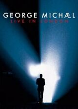 GEORGE MICHAEL Live In London 2DVD BRAND NEW Includes Documentary *PAL* Format