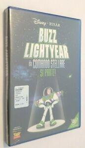 Buzz Lightyear - Walt Disney - DVD NUOVO