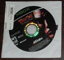 Microsoft Xbox. Turok Evolution (NTSC USA)