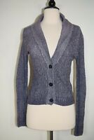 American Eagle Cardigan Sweater Knit Button Front Women's Size XS