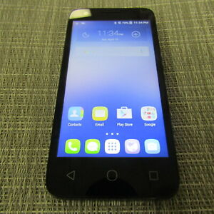 ALCATEL IDEAL 4G, 8GB - (AT&T) CLEAN ESN, WORKS, PLEASE READ!! 40882