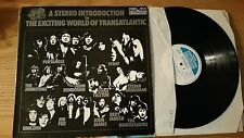 A Stereo Introduction To The Exciting World Of Transatlantic Various - LP