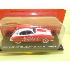 DELAHAYE 135 BEABLAT Action Automobile IXO PRESSE 1:43
