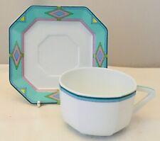 Bernardaud - OTELLO - teacup and saucer ( tea cup) - excellent