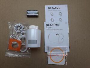 Netatmo Zusätzlicher Smarter Heizkörperthermostat NAV-FR, I00445