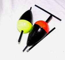 Smart Bungs XL - Pike Floats - Ideal for Deadbait or as a slider Float Pack of 2